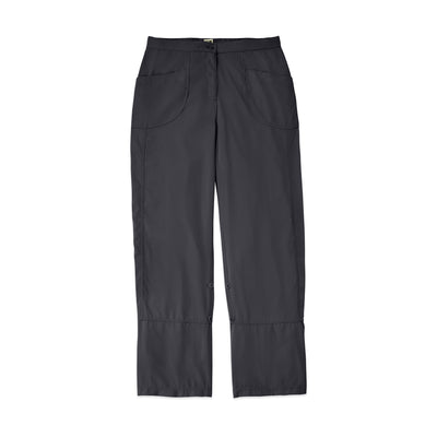 Tilley MA11 Legends Roll-Up Pant in Charcoal
