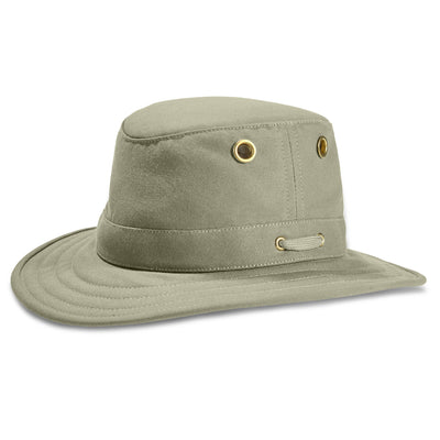 Tilley T5 Cotton Duck Hat in Khaki