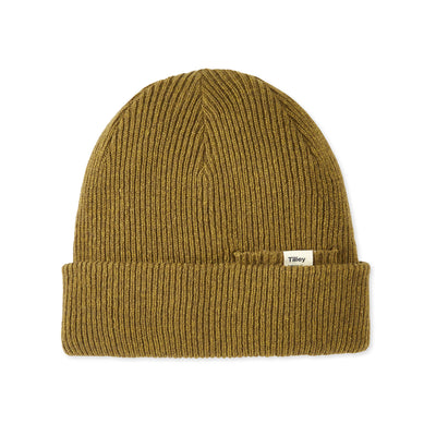 Tilley Merino Toque in Trail Green