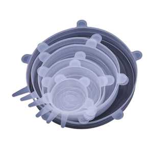 Universal Silicone Food Cover