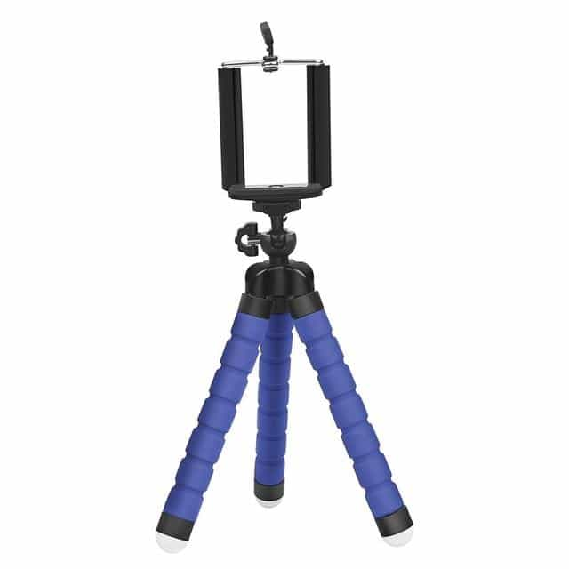 Flexible Tripod Mobile Phone Holder
