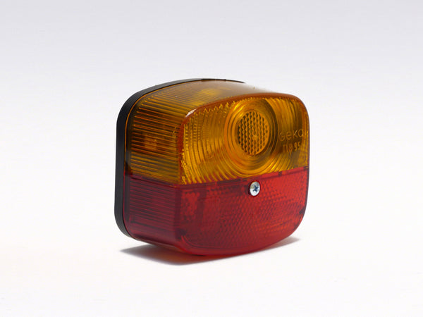 Multifunctional light BBSK95 right side with licence plate lighting