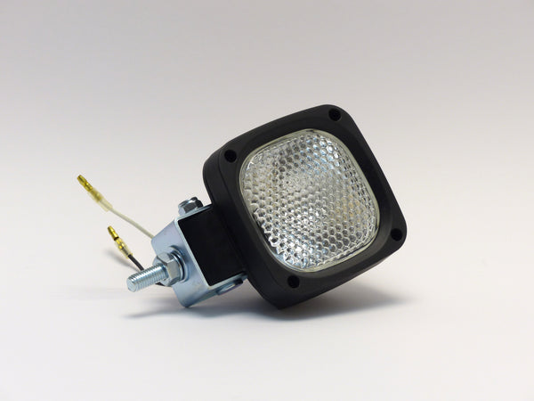 Halogen worklight rectangular