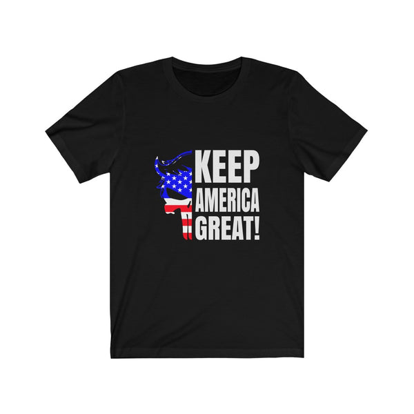 Keep America Great - Short Sleeve T-Shirt