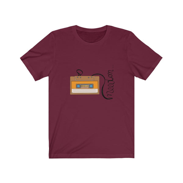 Cassette Tape - Short Sleeve T-Shirt