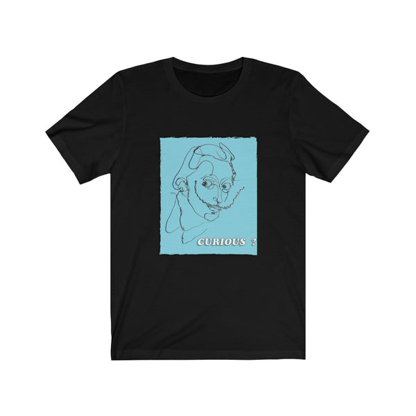 Curious Contour - Short Sleeve T-Shirt