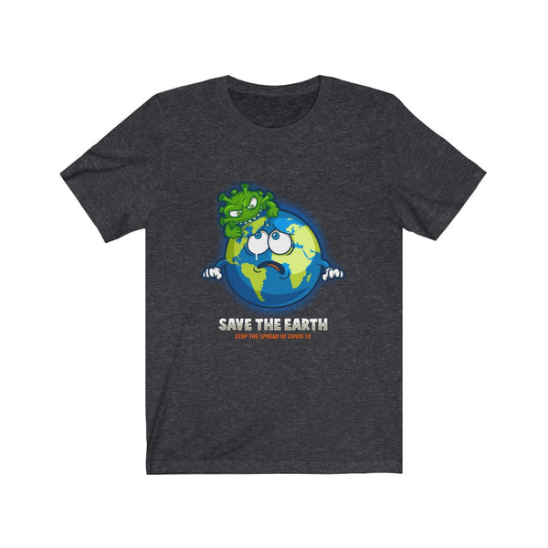 Save the Earth - Short Sleeve T-Shirt