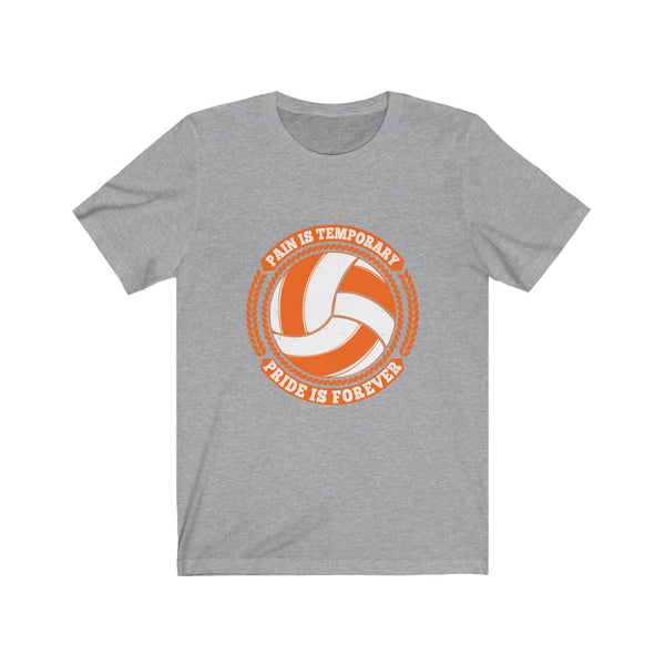 Volleyball Pride is Forever - Short Sleeve T-Shirt