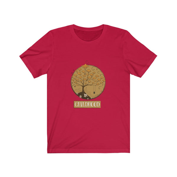 Childhood - Short Sleeve T-Shirt