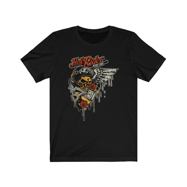 Hell Rider - Short Sleeve T-Shirt