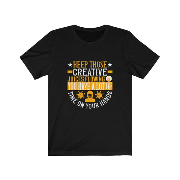 Creative Juices - Short Sleeve T-Shirt