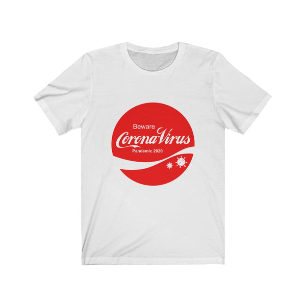 Coronavirus Coca Cola - Short Sleeve T-Shirt