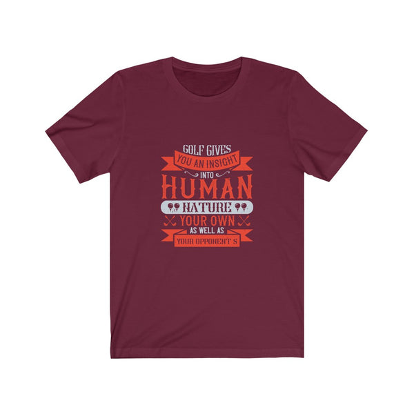 Golf Human Nature - Short Sleeve Tee