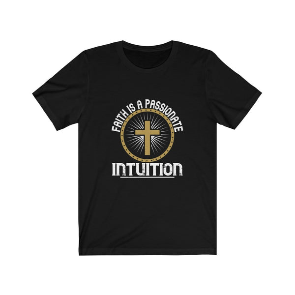 Passionate Intuition - Short Sleeve T-Shirt