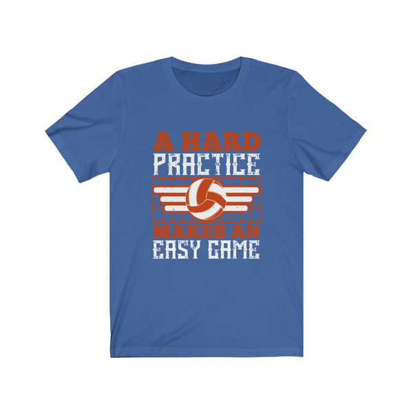 Volleyball Practice Hard - Short Sleeve T-Shirt