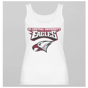 NCCU Eagles - Tank Top (PRE-ORDER TODAY)