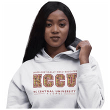Load image into Gallery viewer, NCCU ALUMNI - Kente Hoodie