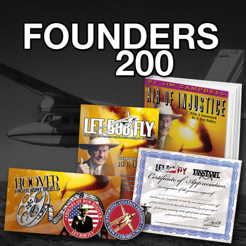 Let Bob Fly Founders 200