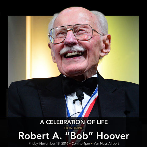 Donate to the Bob Hoover Memorial Webcast