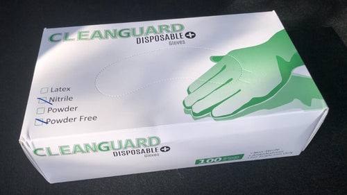 Cleanguard Disposable Gloves