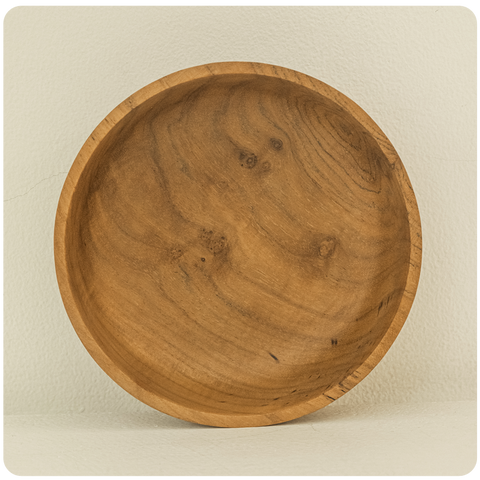 Kuat Teak Wood Bowl