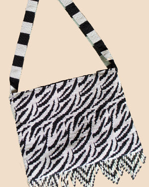 Crossover Large Zebra Black