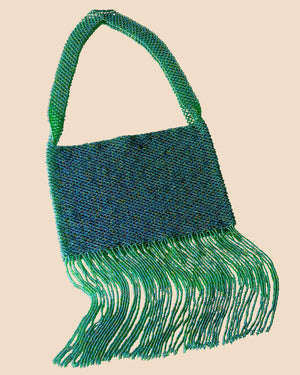 Original Fringe Ocean Green