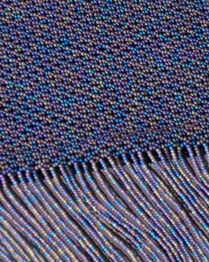 Original Fringe Oily Blue