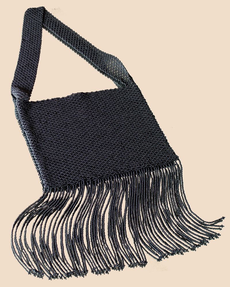 Original Fringe bag Black