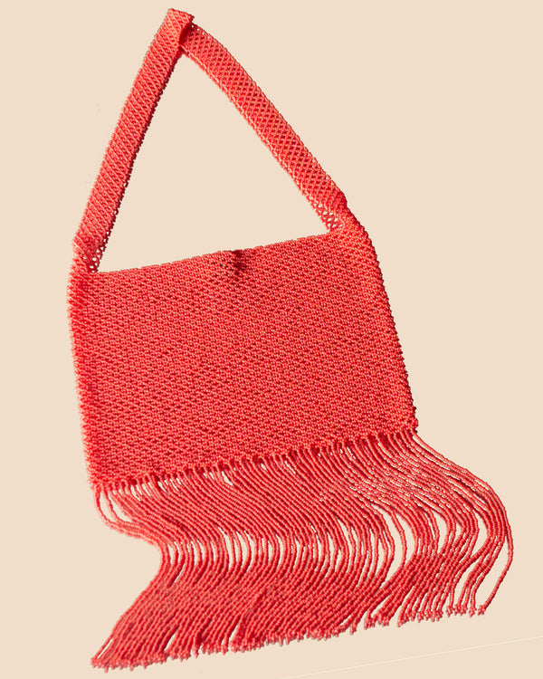 Original Fringe bag Orange