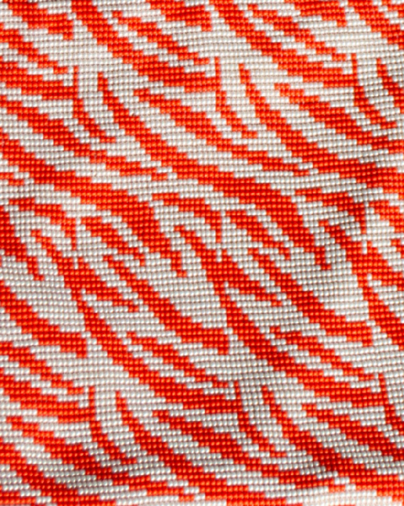 Crossover Large Zebra Orange