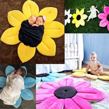 Load image into Gallery viewer, Sunflower Baby Bath Mat-Sunflower Baby Bath Mat-Mixed color 1-COOL FUN TECH