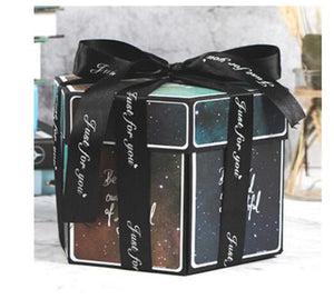 D.I.Y Explosion Photo Story GIFT Box-Surprise DIY Gift Box-C-COOL FUN TECH