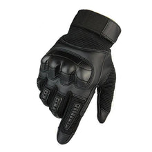 Load image into Gallery viewer, Tactical Gloves With Touch Screen Function-Touch Screen Gloves-Black-S-COOL FUN TECH