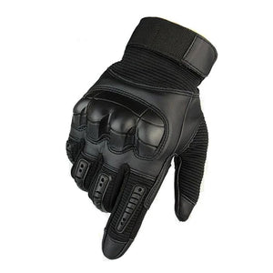 Tactical Gloves With Touch Screen Function-Touch Screen Gloves-Black-S-COOL FUN TECH