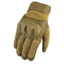 Load image into Gallery viewer, Tactical Gloves With Touch Screen Function-Touch Screen Gloves-Khaki-M-COOL FUN TECH