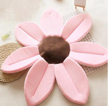 Load image into Gallery viewer, Sunflower Baby Bath Mat-Sunflower Baby Bath Mat-Pink-COOL FUN TECH