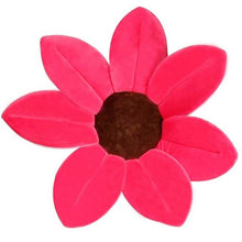 Load image into Gallery viewer, Sunflower Baby Bath Mat-Sunflower Baby Bath Mat-Rose red-COOL FUN TECH