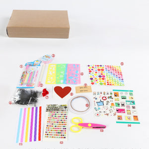 D.I.Y Explosion Photo Story GIFT Box-Surprise DIY Gift Box-20pcs diy tools-COOL FUN TECH