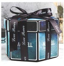 Load image into Gallery viewer, D.I.Y Explosion Photo Story GIFT Box-Surprise DIY Gift Box-J-COOL FUN TECH
