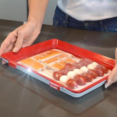 Washable Reusable Eco Food Preservation Tray-Food Preservation Tray-Q1pc-COOL FUN TECH