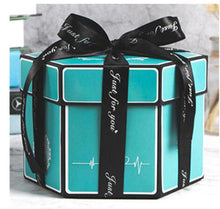 Load image into Gallery viewer, D.I.Y Explosion Photo Story GIFT Box-Surprise DIY Gift Box-QA-COOL FUN TECH