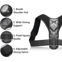 Load image into Gallery viewer, Adjustable Posture Corrector Brace Device for Men & Women-Posture Corrector Device-XS-COOL FUN TECH