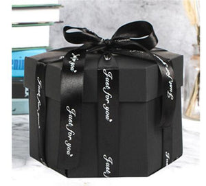D.I.Y Explosion Photo Story GIFT Box-Surprise DIY Gift Box-K-COOL FUN TECH