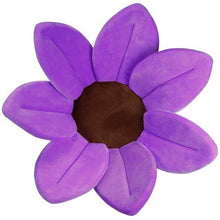 Load image into Gallery viewer, Sunflower Baby Bath Mat-Sunflower Baby Bath Mat-Purple-COOL FUN TECH