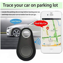 Load image into Gallery viewer, Smart Anti-lost Bluetooth Phone Tracker Key Pet Wallet Finder Anti-Theft Remote Shutter-Smart Bluetooth Tracker-2Pc black-COOL FUN TECH