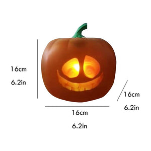 Halloween Talking Singing Animated Pumpkin Funny Toy with Built-In Electric Projector Lamp & Speaker-talking Pumpkin-Orange-China-COOL FUN TECH