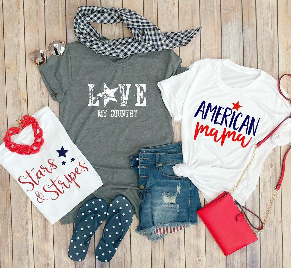4th of July Tees!!