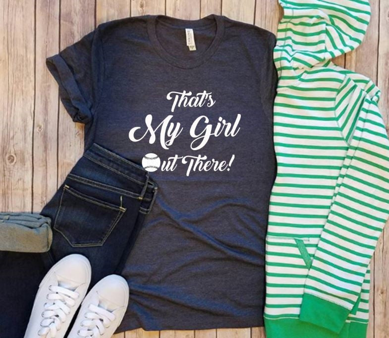 821dba41b That's my Girl Graphic Tee – Lacie Girl
