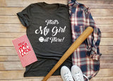 That's my Girl Graphic Tee